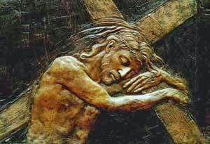 Jesus Carry Cross