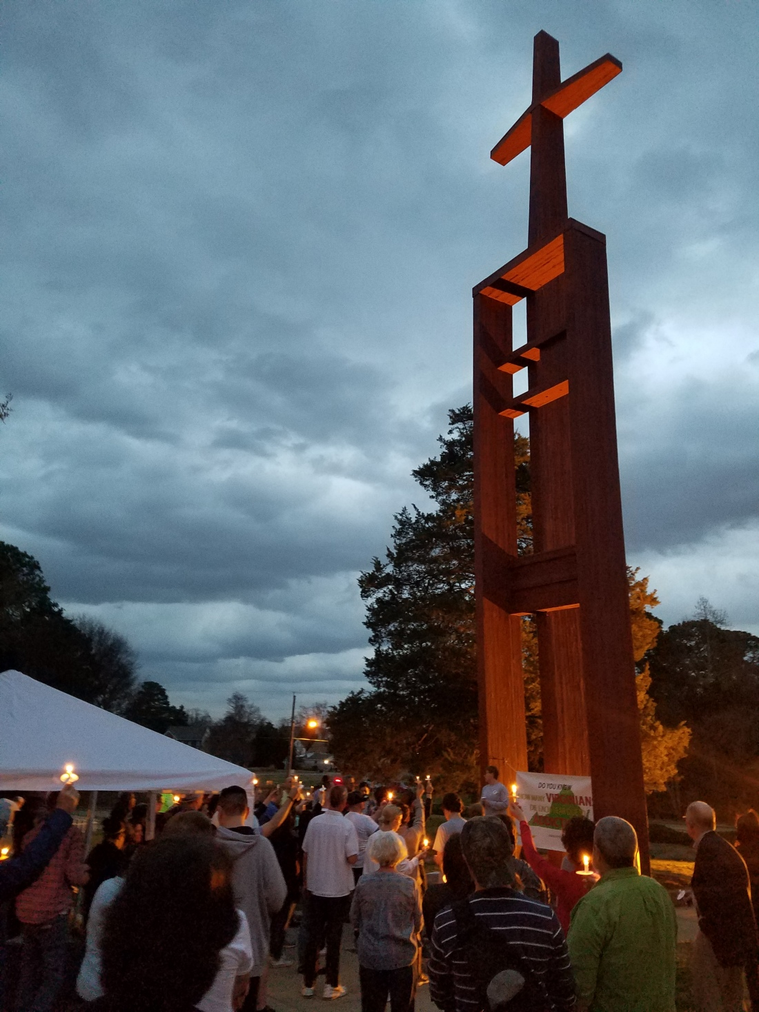 cross vigil