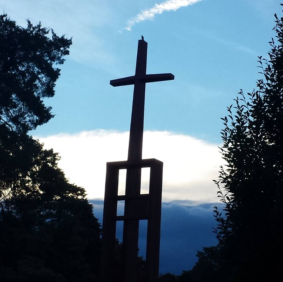 cross with clouds Epiphany