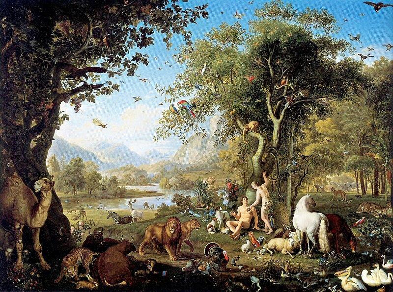 adam-and-eve-in-the-garden-of-eden-wenzel-peter