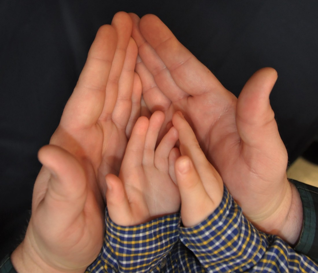 prayer hands 2