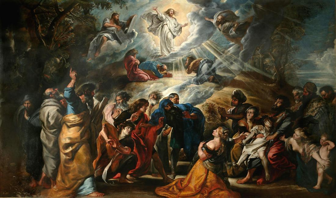 Transfiguration-Rubens