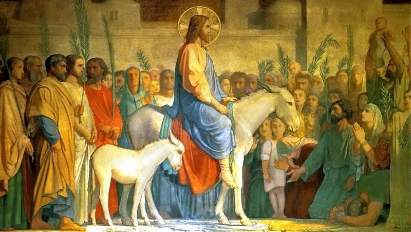 800px-Christ-entering-Jerusalem-on-a-donkey_01