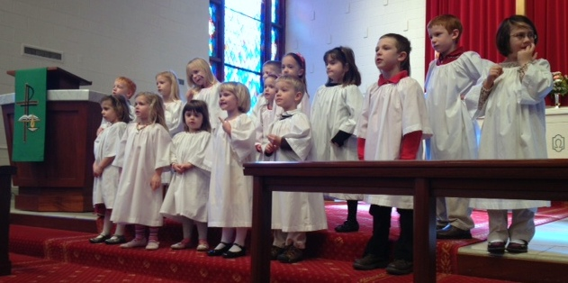 Cherub Choir 012013