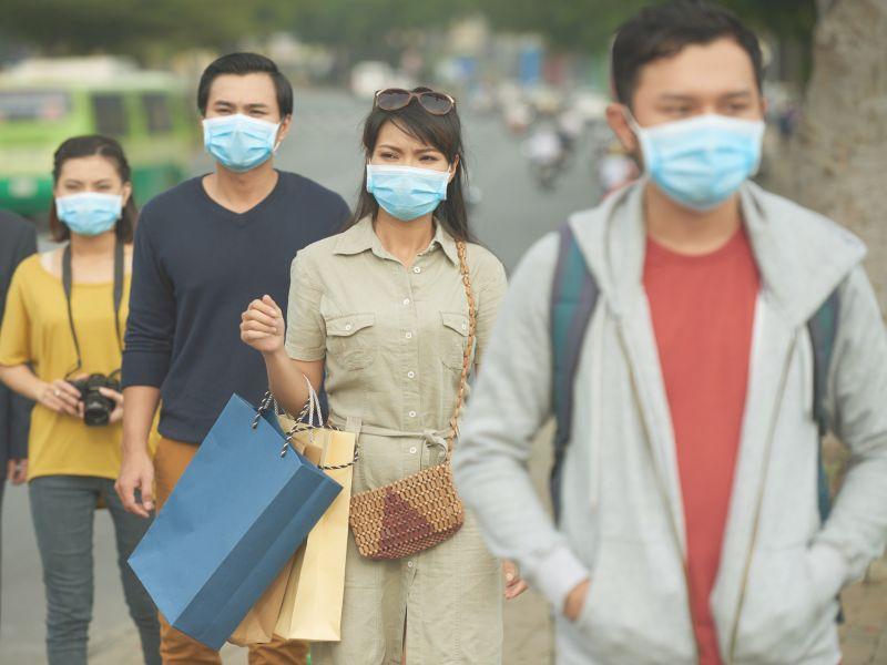 Danger of epidemic